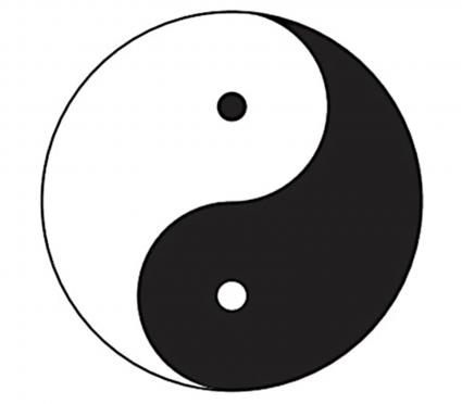 Símbolo Yin y Yang