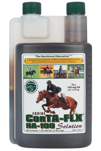 Equine Corta-Flx HA-100 Solution by Corta Flx
