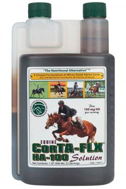 Equine Corta-Flx HA-100 Solution by Corta Flx