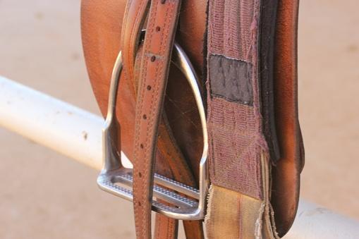Saddle stirrups