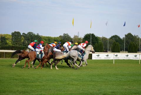 Arabian horse racing