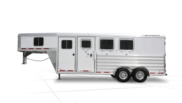 Featherlite Horse Trailer