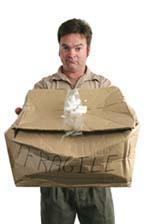 Learn how to file a postal claim.