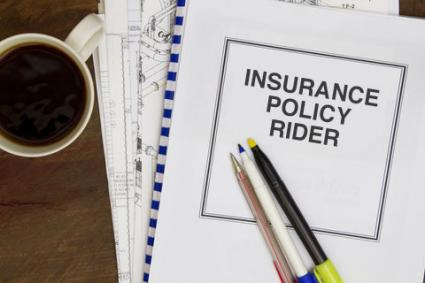 Insurance Policy Rider