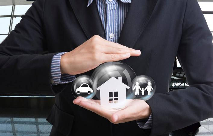 Insurance Premium Concept