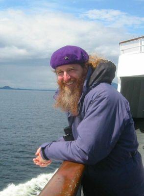 Photo of travel insurance expert Edward Hasbrouck