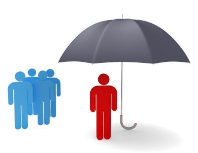 Insurance metaphor