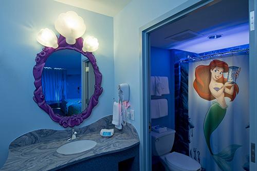 Mermaid Themed Bathroom Décor 23, Little Mermaid Bathroom Accessories