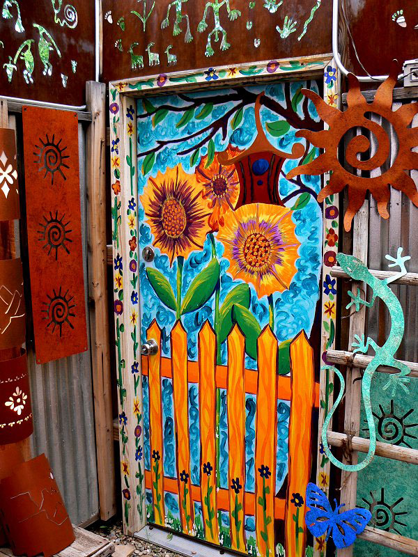 14 Cool Door Painting Design Ideas To Stand Out Lovetoknow