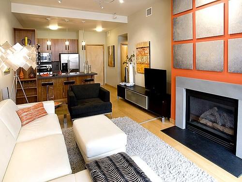 Decorate A Long Narrow Room Ideas, Painting Long Narrow Living Room