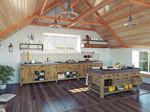 Decorating With Exposed Beam Ceilings Lovetoknow