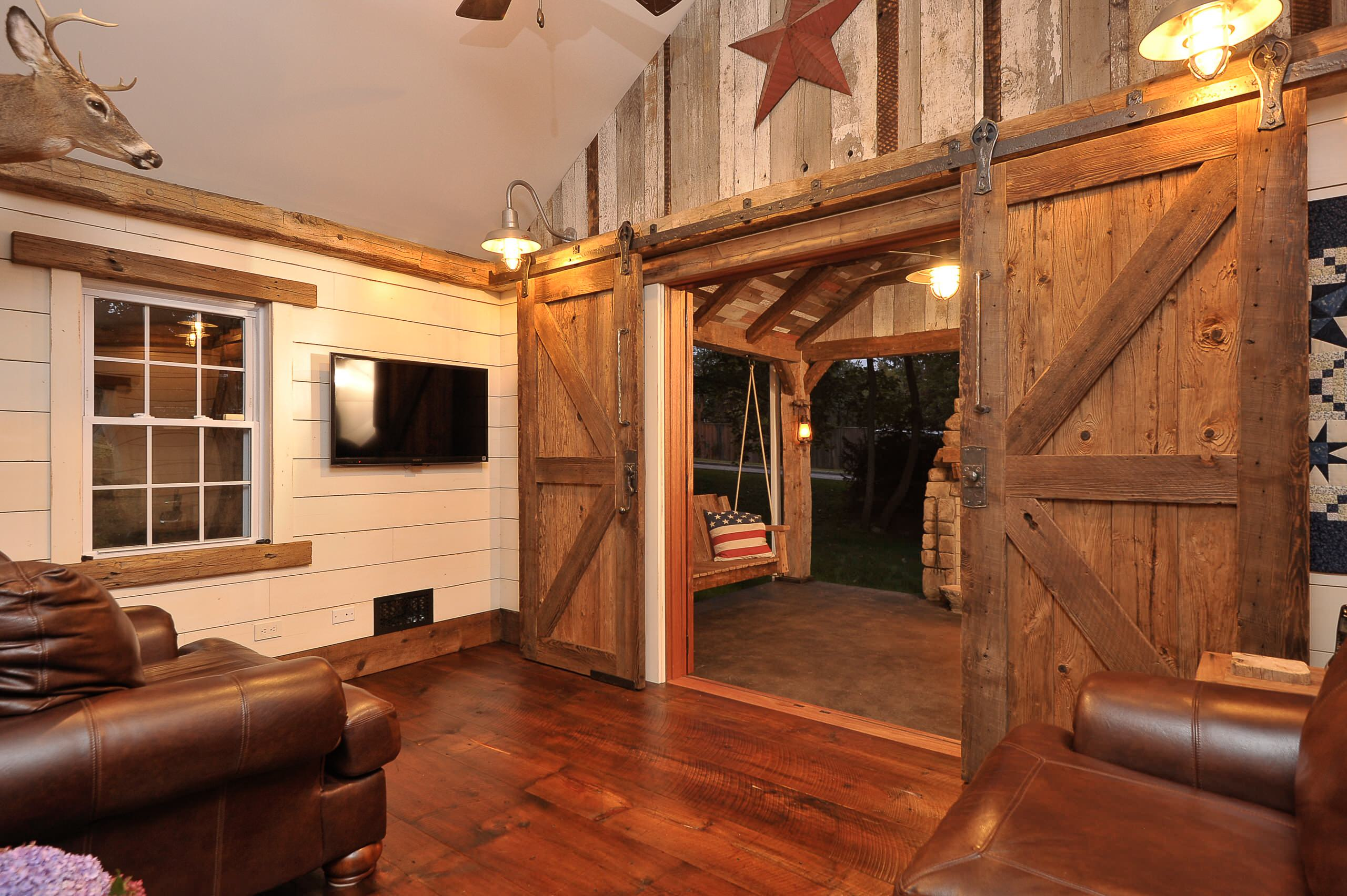 7 Barn Doors In Interior Design To Inspire Your Space Lovetoknow