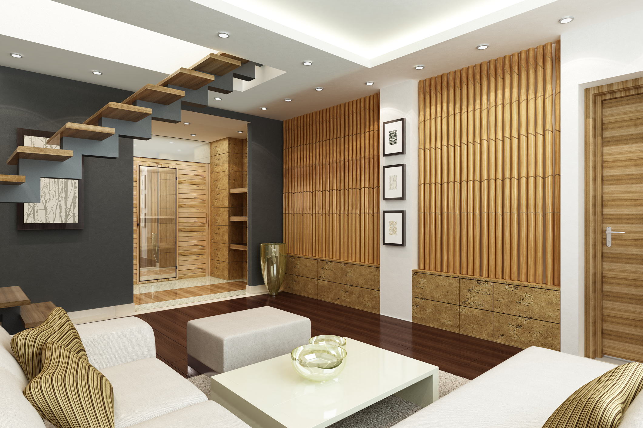 Interior Design Decorating Ideas Using Bamboo | LoveToKnow