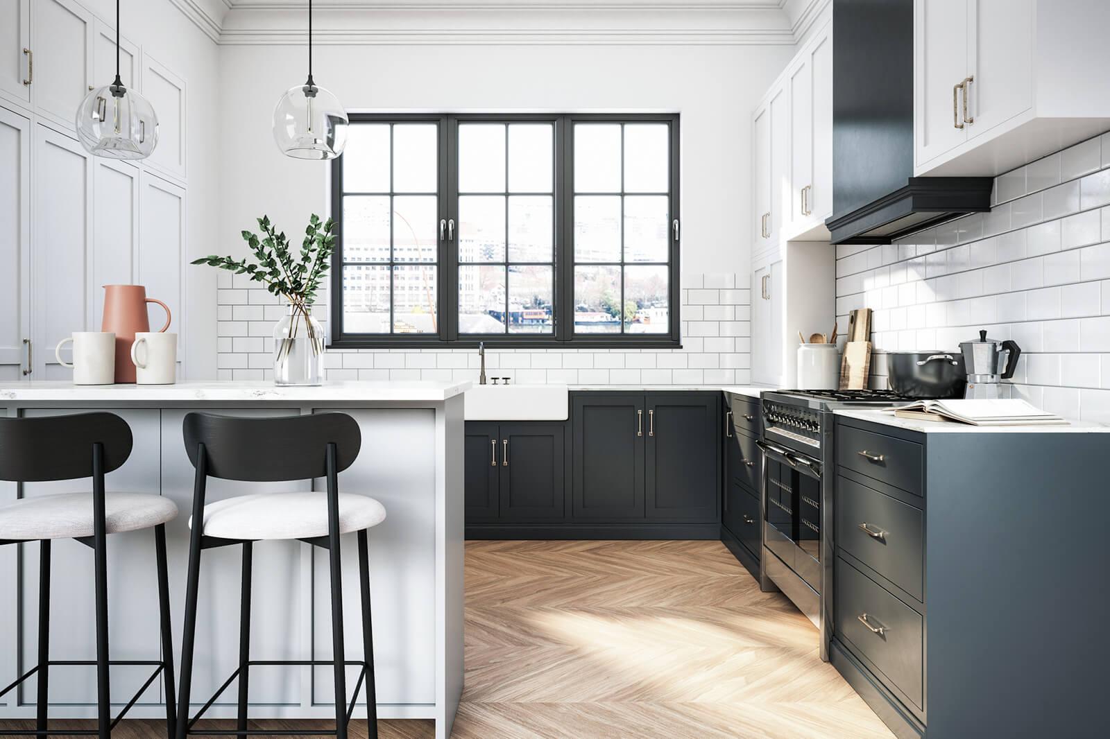 Basics of Contemporary Kitchen Design Modernize Your Ideas ...
