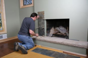 Fireplace Refacing Stone Lovetoknow