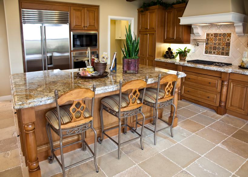 Ordinaire Spanish Style Kitchen