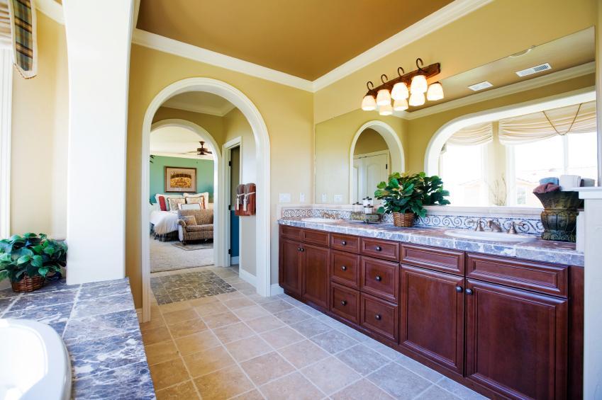 Bedroom And Bath Suite