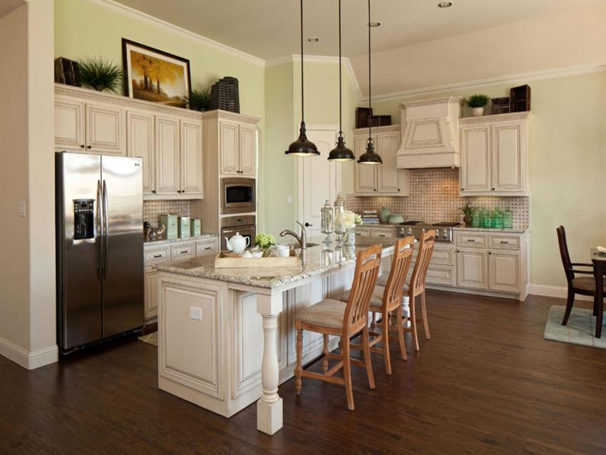 decorating above cabinets in kitchen pictures ideas for decorating above kitchen cabinets slideshow 14535