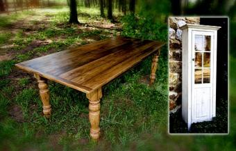 How to Use Rustic Barnwood Furniture in Your Home Decor