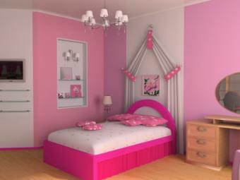 A Guide to Decorating a Girl's Room: Ideas She'll Love