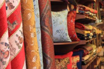 Turkish Fabric Pillows
