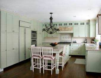 26 Charming Country Style Kitchen Design Ideas