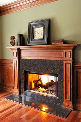 18 Chic Fireplace Mantel Decorating Ideas & Tips