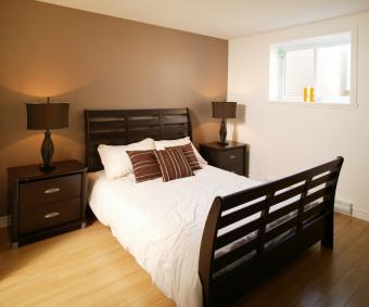 Beige tone bedroom