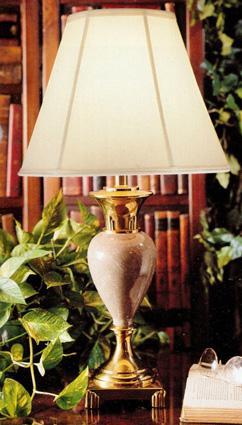 Stiffel Wild Mushroom Lamp