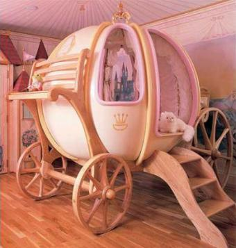 16 Princess Themed Room Ideas to Live Happily Ever After