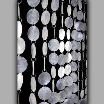 Capiz Shell Beaded Curtain