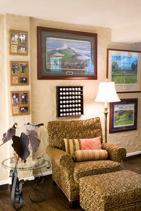 31 Golf-Themed Room Décor Ideas to Keep Below Par