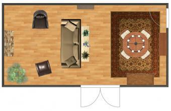 created using autodesk homestyler