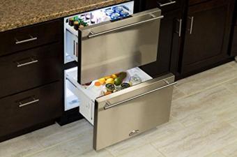 refrigerator drawers