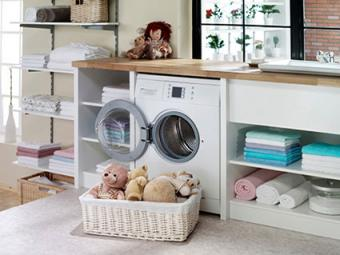 29 Laundry Room Storage Ideas for Any Kind of Space