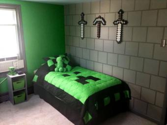 Decorating a Minecraft Kids Room: The Ultimate DIY Guide