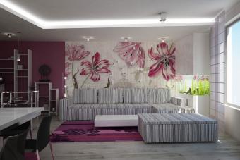 https://cf.ltkcdn.net/interiordesign/images/slide/210094-850x567-Purple-and-GrayBlack-Stripes-Den-and-Dining-Combo.jpg