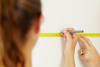Measuring wall