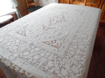 Quaker Lace- White House pattern