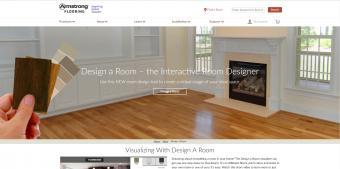 Screenshot of Armstrong.com