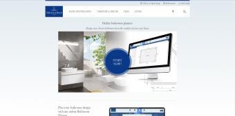 Screenshot of villeroy-boch.com