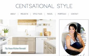Centsational Style blog