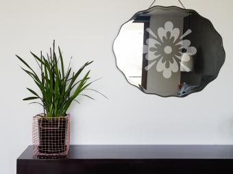 Engraved Glass Mirror: Unique Ideas & How to Get One