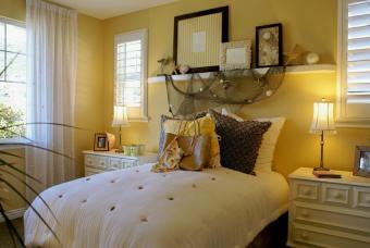 beach inspired bedroom interior design