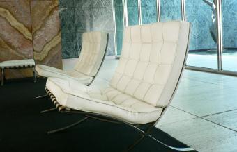 12 Ways the Barcelona Chair Improves Interior Design