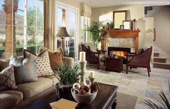 Living room Interior Design Home