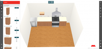Merillat 3D Kitchen Design Planner