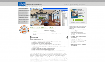 Virtual Architect Kitchens and Baths Design Software