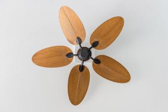 vintage style of ceiling fan