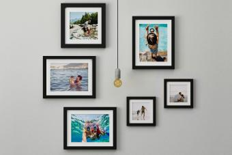 Family Summer Vacation Wall Gallery